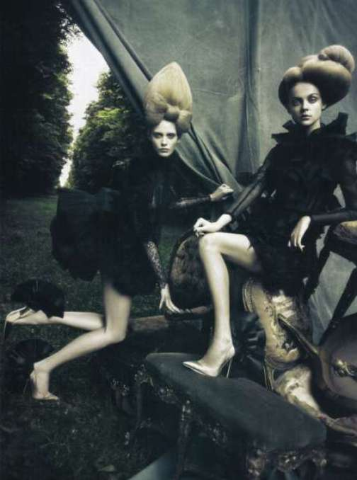gypsies vogue italia