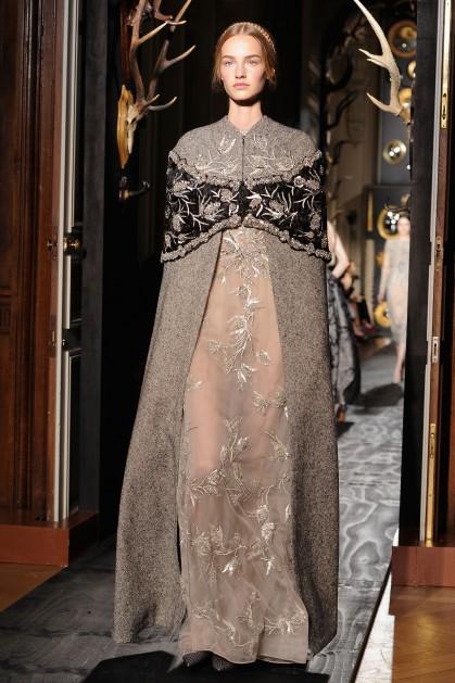 lost in a forest Valentino Haute couture 2014